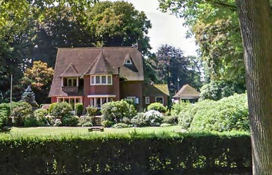 Villa van Guus Meeuwis Bredaseweg 440 Tilburg