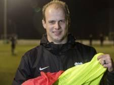 Dennis Teunissen vertrekt als trainer bij Meddo