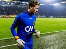 Doelman Bertrams zes wedstrijden geschorst na charge op Slagveer