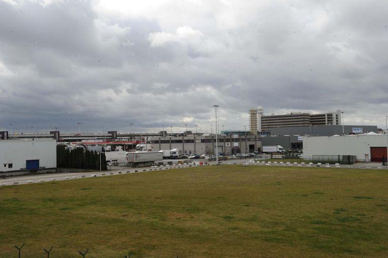 Op vrachtluchthaven Brucargo worden de laatste tijd steeds minder goederen vervoerd.
