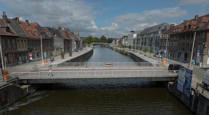 L'Escaut à Tournai