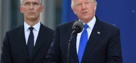 Trump kapittelt Europa opnieuw om lage defensie-uitgaven