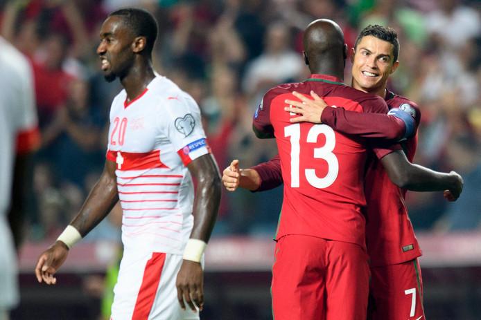 Cristiano Ronaldo mag opgelucht ademhalen. Hij is er bij op het WK in Rusland.