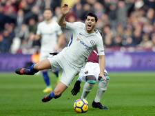 Chelsea zonder Morata naar Huddersfield