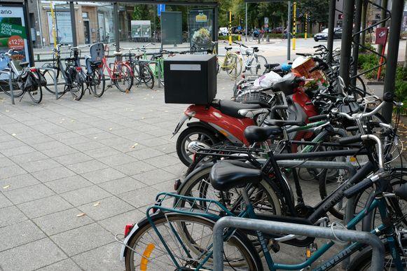 Het aantal fietsdiefstallen steeg licht in 2018.