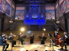 Sept musiciens de l'OPRL en concert virtuel au CHR de la Citadelle