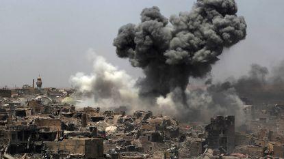 """Internationale coalitie: """"Voorbije 3 jaar minstens 855 burgers onopzettelijk gedood in Irak en Syrië door onze bombardementen"""""""
