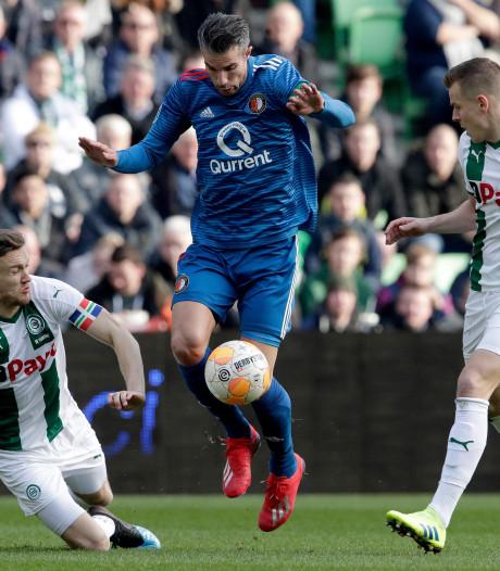 LIVE | Van Beek helpt Groningen aan voorsprong met zijn zesde eigen goal