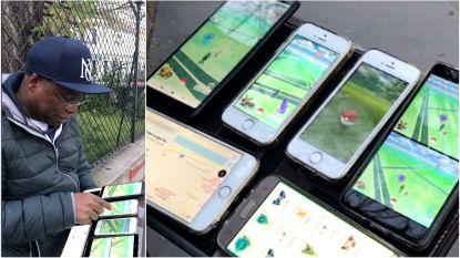 Man toont verbluffende constructie waarmee hij Pokémon vangt