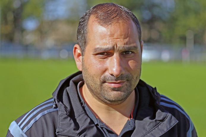 Hassan EL Amhayi, trainer GSC Esdo
