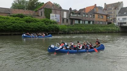 VTI Deinze wint nipt interscholen-regatta