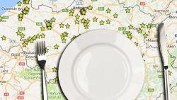 IN KAART: Michelin deelt gul sterren uit. Luc Bellings, Kobe Desramaults en Geert Van Hecke scoren meteen met nieuw concept