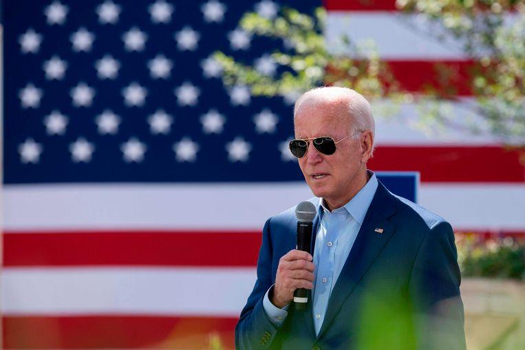 Joe Biden. Beeld AFP