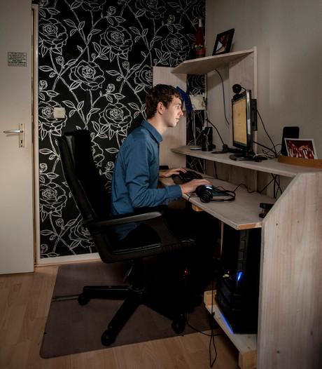 Boeven vangen? Jongeren  helpen online mee