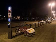 Districtsraad wil 's nachts meer deelfietsen in stad