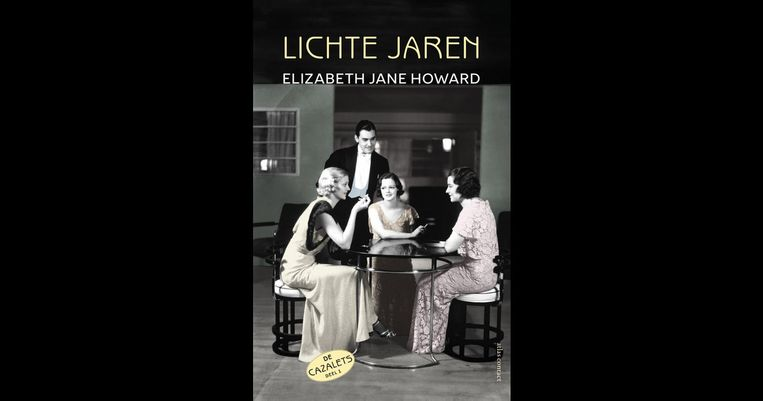 Elizabeth Jane Howard - Lichte jaren Beeld RV