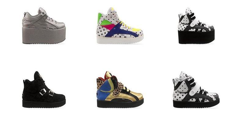 Betere Zo jaren 90: Buffalo brengt 'Spice shoes' terug | Style | Nina | HLN PZ-61
