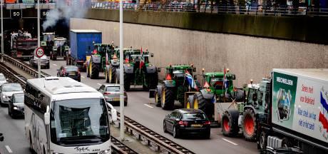 'Organisatie vreugdevuur Den Haag voegt zich bij blokkeerboeren'