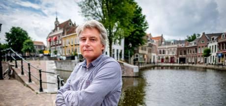 Afscheidsdienst Schiedams gemeenteraadslid Andreas Rose in de kerk