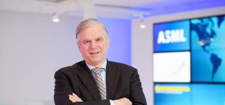 Imec kent technologieprijs toe aan Martin van den Brink van ASML in Veldhoven