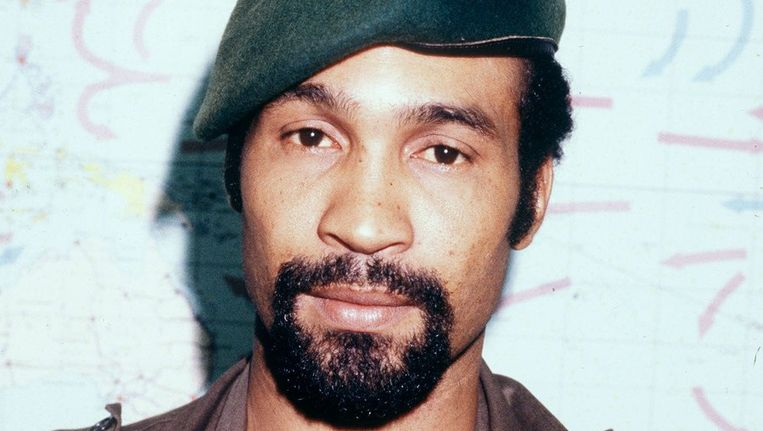Desi Bouterse in 1980. Beeld anp