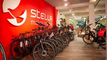Stella Fietsen opent E-bike Testcenter in centrum van Antwerpen