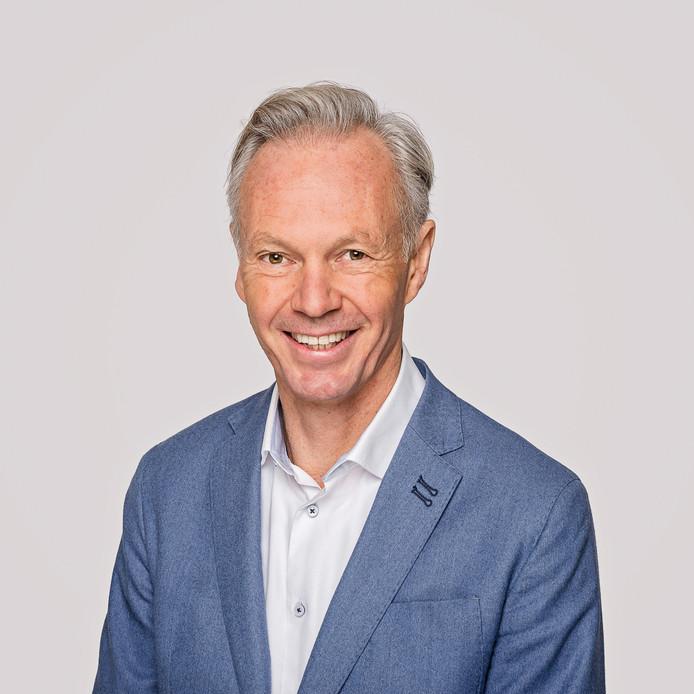 Jeroen Joon, wethouderskandidaat VVD Apeldoorn.