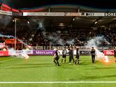 Willem II geeft fakkelgooier stadionverbod