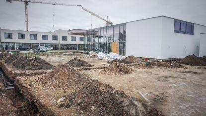 Nieuw lokaal dienstencentrum krijgt meteen aangelegde parking