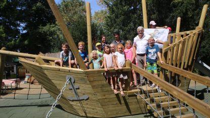 Speelschip is eerste realisatie van Kindvriendelijke gemeente