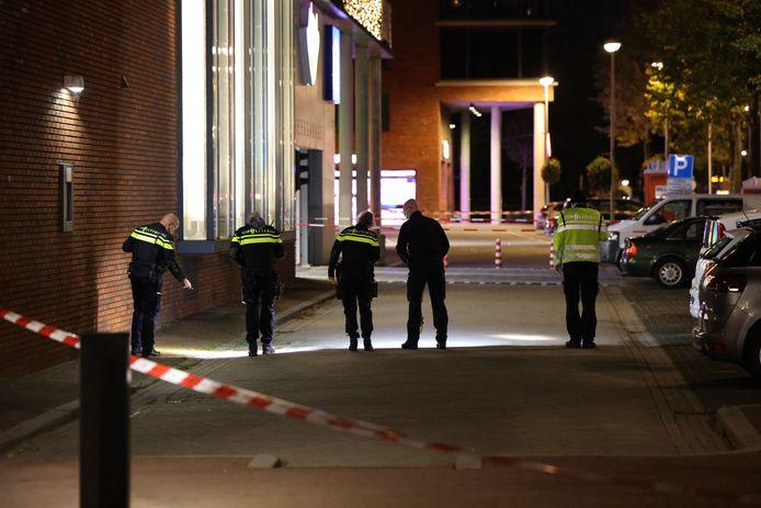 Politieonderzoek woensdagavond na de mogelijke schietpartij in Zwolle-Zuid.