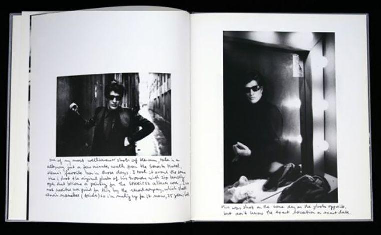Artiest: Herman Brood. 'O man, dat bordeel. En Bono die vroeg: Herman, waar zullen we het over hebben?' Beeld