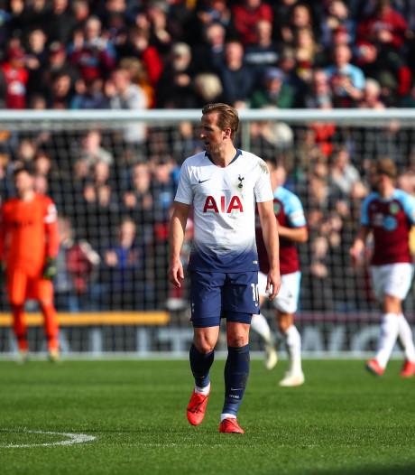 Gevoelige nederlaag Tottenham bij Burnley