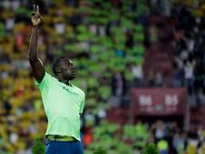 Matige tijd voor afzwaaiende Bolt