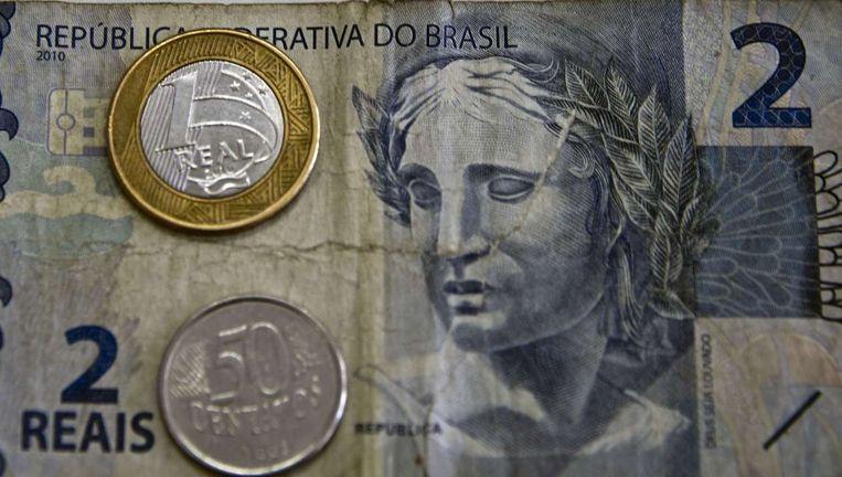 Braziliaans geld. Beeld afp