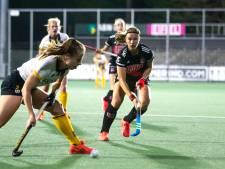 Hockeyster Michelle Fillet wil met Amsterdam spelen voor de prijzen