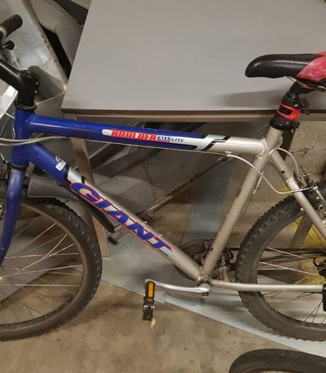 Politie Zutphen houdt fietsendieven aan