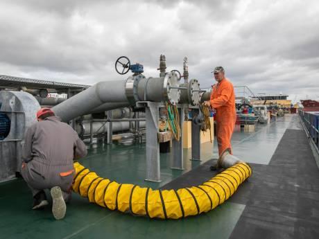 Ontgassen van schepen: Een hoofdpijndossier, letterlijk en figuurlijk