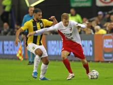 Scan moet ernst blessure Tannane bij Vitesse uitwijzen