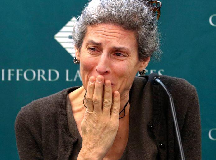 Nadia Milleron, moeder van Samya Stumo.