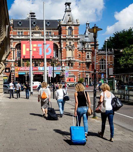 Geen toeristen, geen inkomsten: 'Amsterdam loopt 116 miljoen belasting mis'