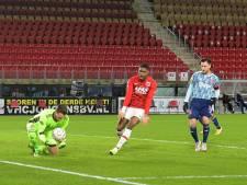 AZ-trainer Jansen mist de VAR tegen Ajax