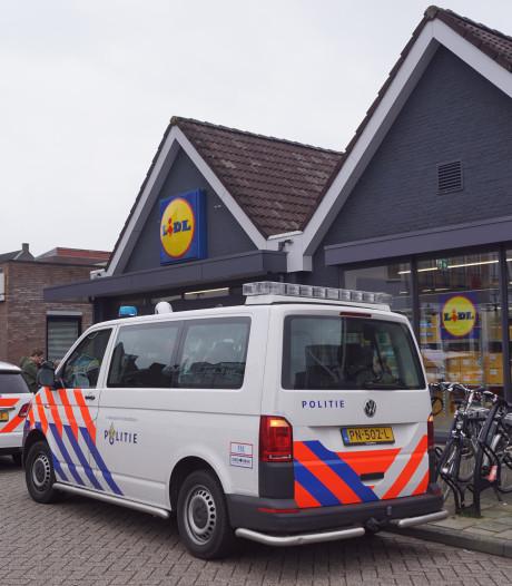 Politie zoekt winkeldief in Bunschoten