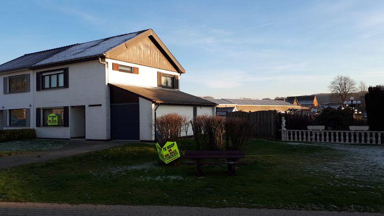 Volgens buurtbewoners heeft de gemeente haar oog laten vallen op deze woning in de Olmenlaan.