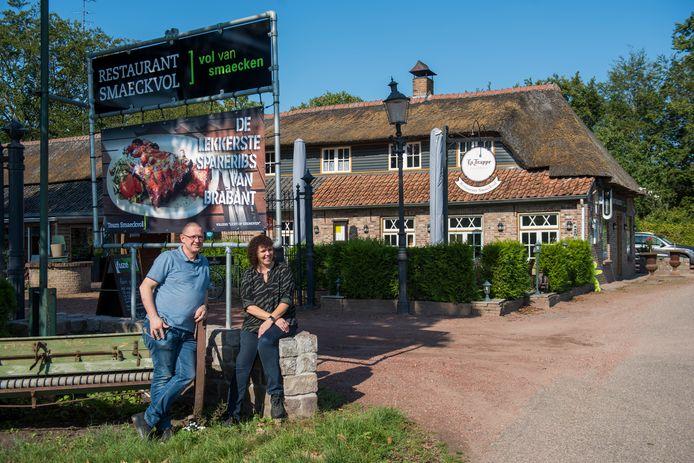 Rian en Patrick Geven stoppen met restaurant Smaeckvol vanwege de coronacrisis.
