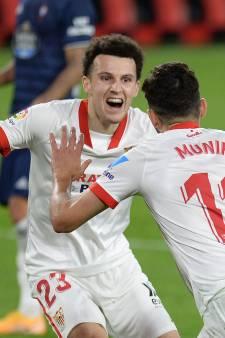 Sevilla-coach laat Bergenaar Idrissi dromen van CL-debuut: 'Hij is een optie voor ons'