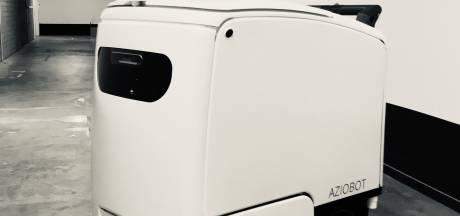 Hengeloos bedrijf investeert in schoonmaakrobots: 'Dit moet het leven van mensen makkelijker maken'