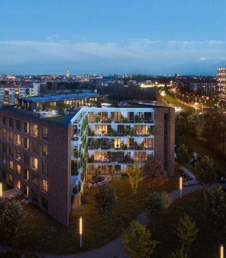 220 woningen in nieuw woonwijkje bij Suikerunie in Breda