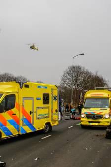 16-jarig meisje raakt zwaargewond bij ongeluk op Provincialeweg in Dordrecht