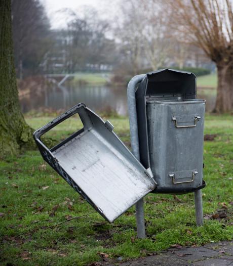 Minder schade door vuurwerk, Boxmeer is koploper